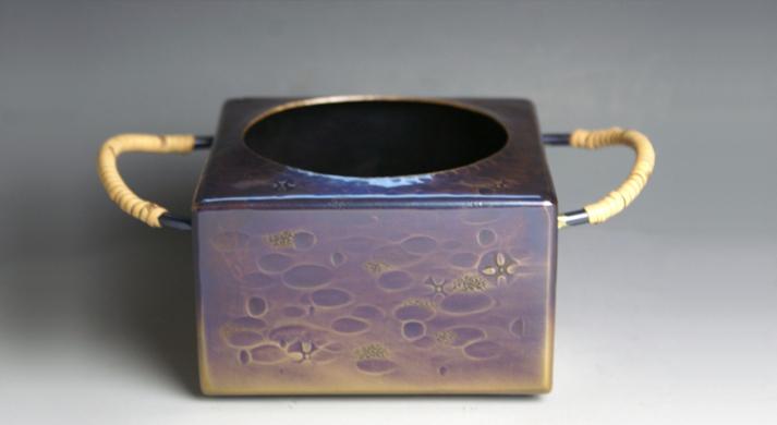 銅器 湯燗(湯かん)小